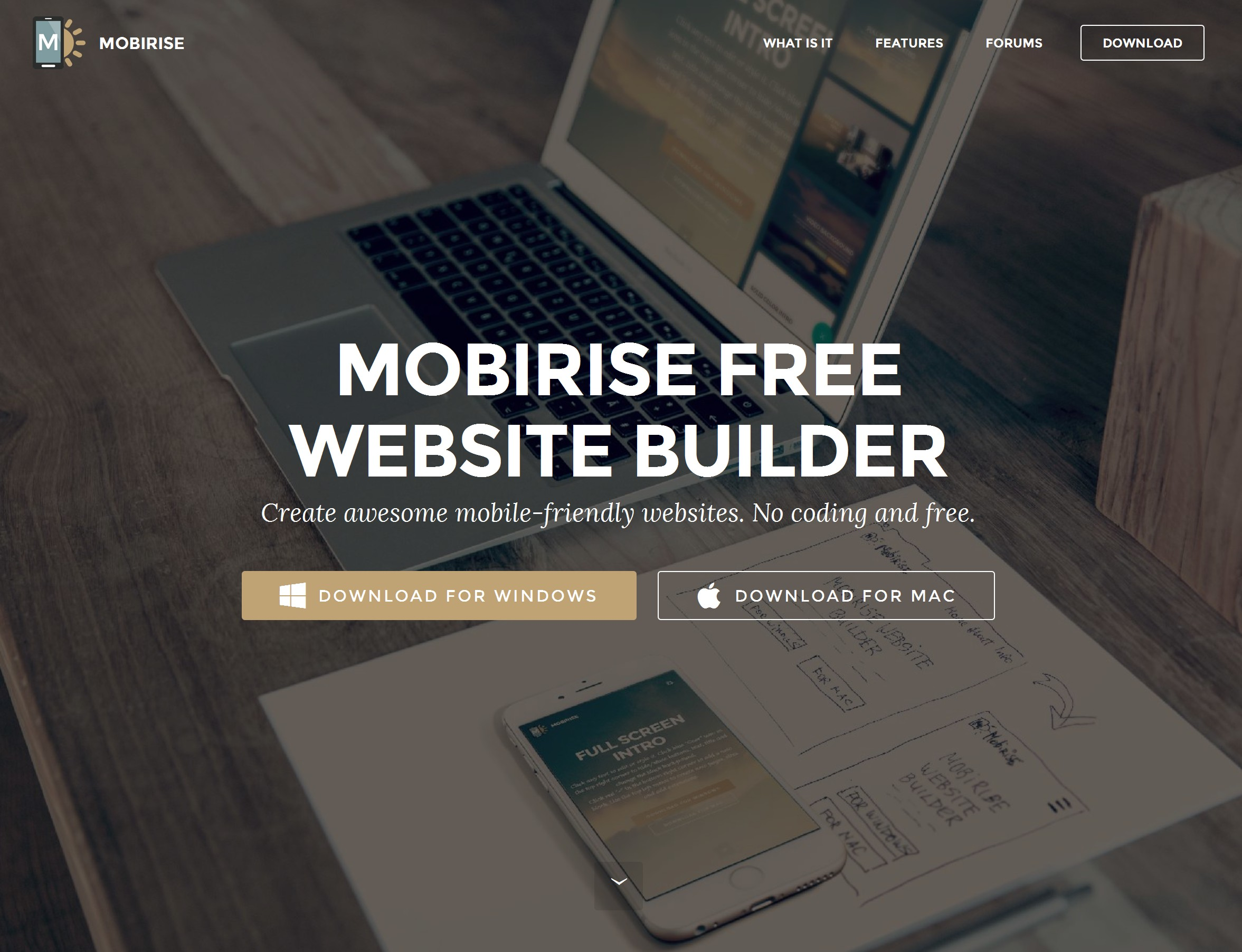 Free Responsive Website Maker Review