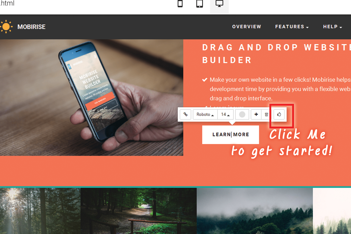 Simple HTML5 Web Authoring Software Download