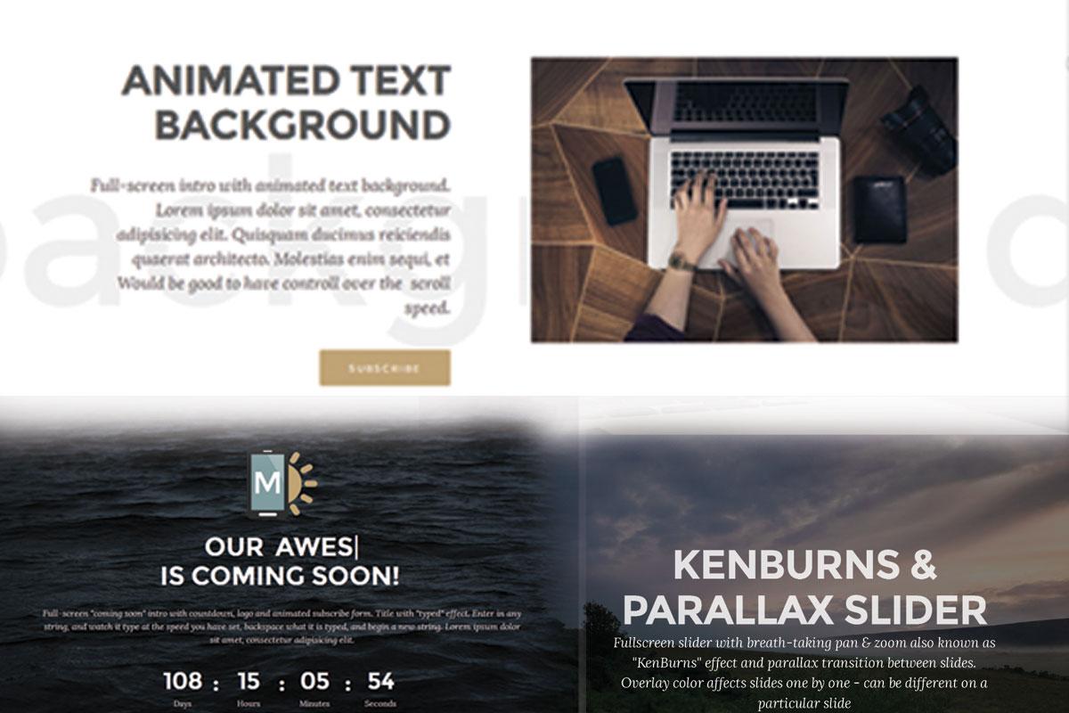 Mobile Responsive Web Site Builder