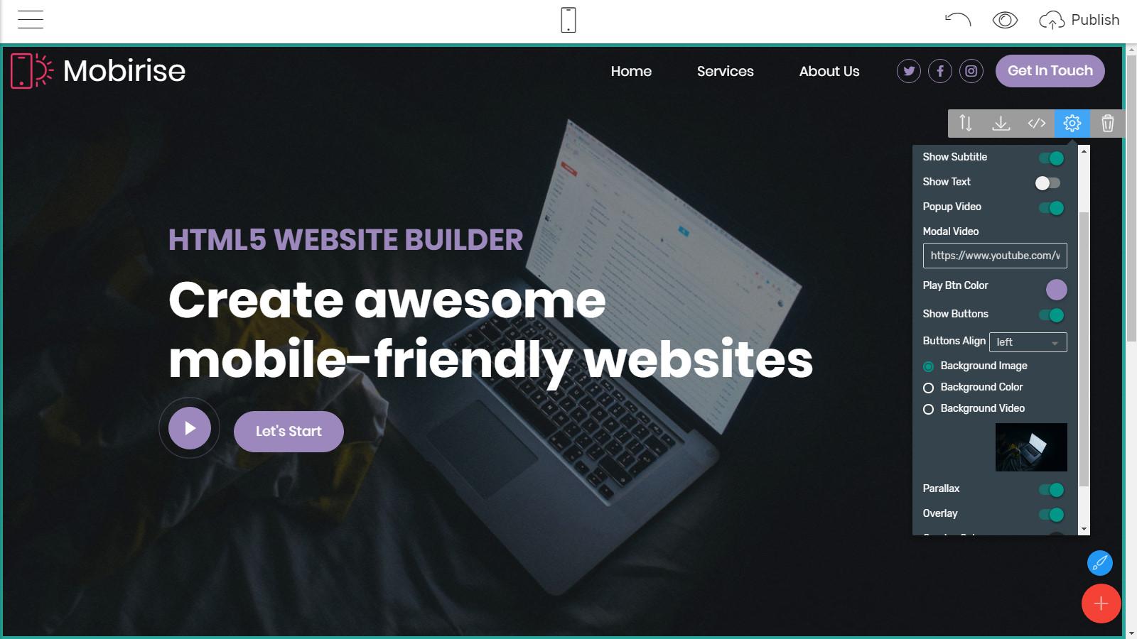 bootstrap website templates